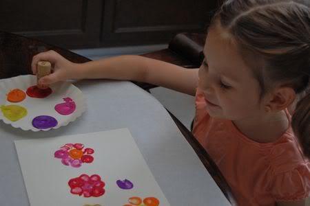 Easy Flower Painting Inner Child Fun