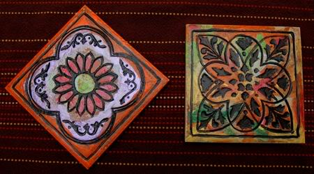 Mother S Day Gifts Kids Can Make Ceramic Trivets