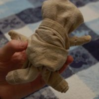 Napkin Doll Tutorial — Guest Post by Mark!