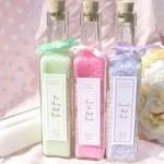 Frugal Gift Idea — Homemade Bath Salts