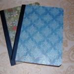 Frugal Gift Idea — Festive Winter Journals