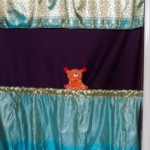 Frugal Last Minute Gift Idea for Kids — Doorway Puppet Theatre