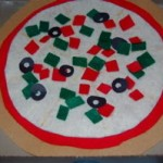 Fun with Felt — Pizza Set