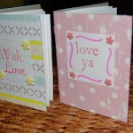 Valentine Book Making
