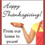 Happy Thanksgiving!!!
