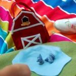 Simple Farm Take-Along Toy