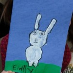 Quick Craft — Bunny Handprints