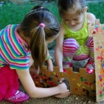 Configure Your Own Cardboard Castle