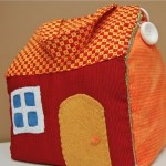 Handmade Holidays — Fabric Dollhouse