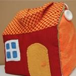 Handmade Holidays — Fabric Dollhouse