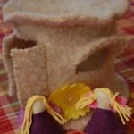 Handmade Holidays — Felt Fairy House Tutorial