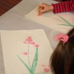 Easy Hyacinth Paintings