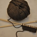 DIY: Bamboo Knitting Needles