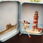 Mini Paper Doll Travel Set