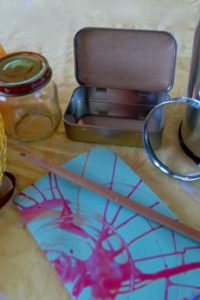 Nature Study Kit from Recyclables