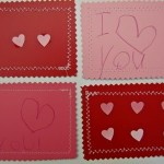 Will You Be My Paint Chip Valentine?