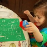 Father's Day Gifts Kids Can Make — Circuit Board Pencil Holder