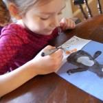 Easy Super-Cute Penguin Prints