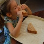 DIY Reusable 2-in-1 Sandwich Wrap and Placemat
