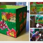 Spring Storage Boxes