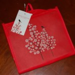 Earth Day Giveaway — Target Reusable Shopping Bag