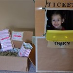 Pretend Play on a Dime — Movie Day