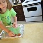 Kids in the Kitchen — Poor Man's Turtles