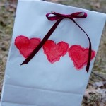 DIY: Scratch N Sniff Valentine Treat Bags