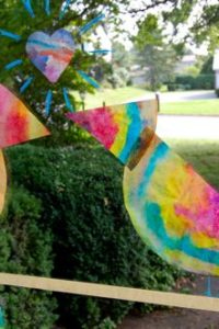 Quick Craft — Colorful Window Display