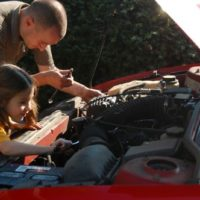 Sunday Snapshot — Car Repair