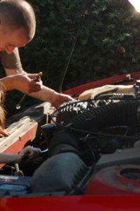 Sunday Snapshot — Car Repair