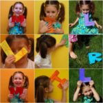 Back to School Photo Name Labels