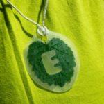 Quick Craft — Leaf Necklace
