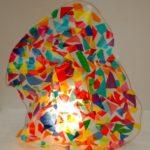 """Stunning """"Glass"""" Sculpture"""