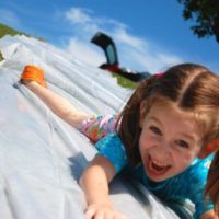 DIY Slip-and-Slide