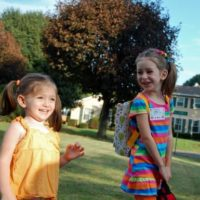 Sunday Snapshot- First Day of School