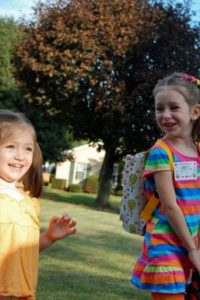 Sunday Snapshot- First Day of School