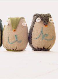 Around the Web – Owl Crafts