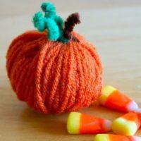 Around the Web – Pumpkin Crafts