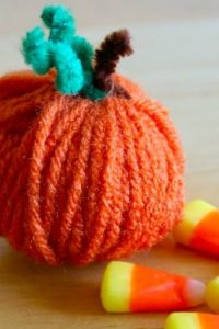 Around the Web – Pumpkin Crafts