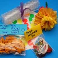 Goody Bags Giveaway!