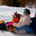 Sunday Snapshot — Sledding!