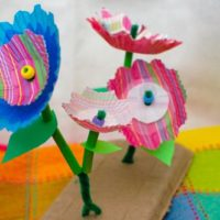 Build a Flower Activity Set
