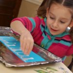 Easy Icicle Craft