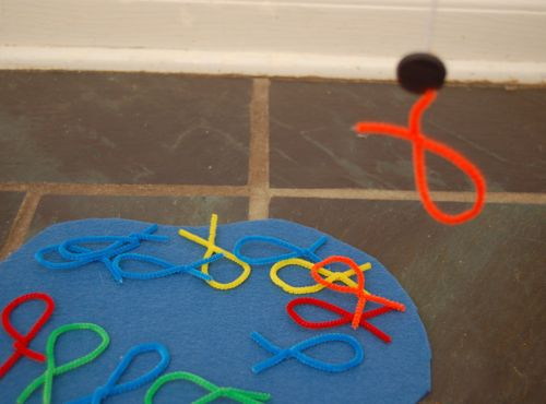 Super easy weekend crafts inner child fun for Your inner fish sparknotes