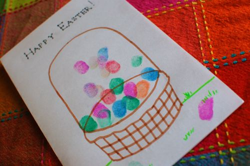 quick craft easy easter card inner child fun
