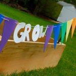 Garden GROW Bunting