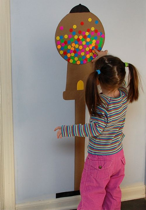 Gumball Project for Toddlers