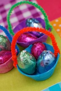 Tiny Easter Baskets