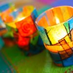 "Mother's Day ""Frank Lloyd Wright"" Votive Holders"